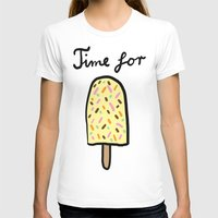 popsicle T-shirts featuring Popsicle by Ena Jurov