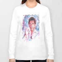 montana Long Sleeve T-shirts featuring Tony montana by Zinaraad