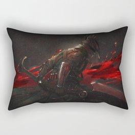 Bloorborne Artorias knight  Rectangular Pillow