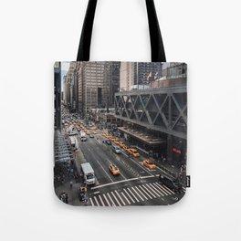 42nd Street Afternoon Tote Bag