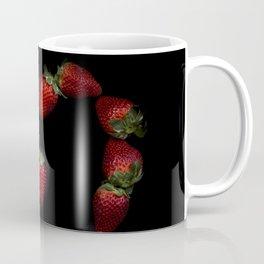 Heart of strawberries Coffee Mug
