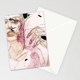 Subjektivität Stationery Cards