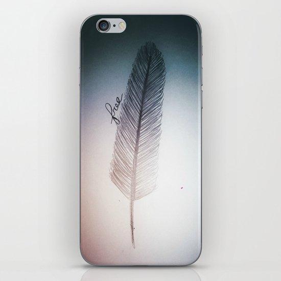 Free (design 2) iPhone & iPod Skin