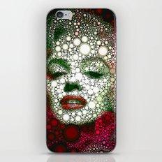 Marilin circles iPhone & iPod Skin