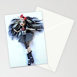 Living dead doll custom Stationery Cards