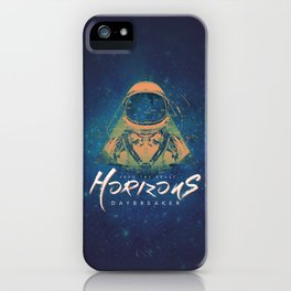 Horizons: Daybreaker iPhone Case