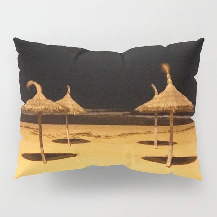 Shades in the Night Pillow Sham