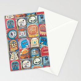 Head Hunter (casting 1) Stationery Cards