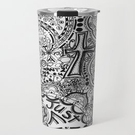 Calling Out Travel Mug