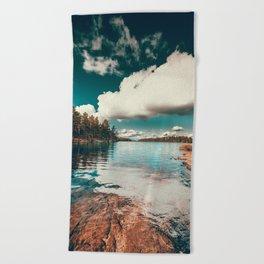 Belle Svezia Beach Towel