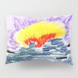 here comes the sun II Pillow Sham