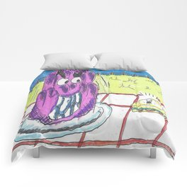 The Jelly Monster! Comforters
