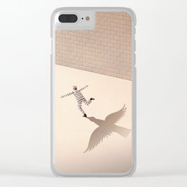 Free Inside Clear iPhone Case
