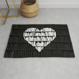 Book Lover Rug