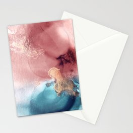 Midas Touch Stationery Cards