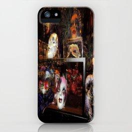 Mardi Gras Madness iPhone Case