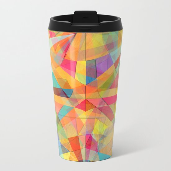 Star Metal Travel Mug