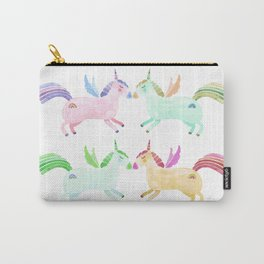 Unicorn Collection Carry-All Pouch