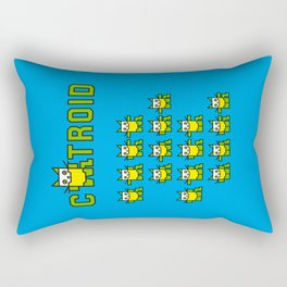 Catroid Rectangular Pillow