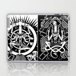 Deities Laptop & iPad Skin