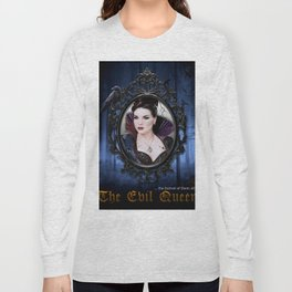 The EvilQueen Poster Long Sleeve T-shirt