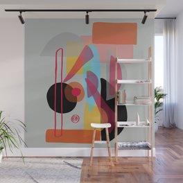 Modern minimal forms 22 Wall Mural
