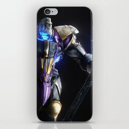 Reinhardt v2 iPhone Skin
