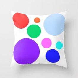 cefetamet Throw Pillow