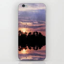 A Journey iPhone Skin