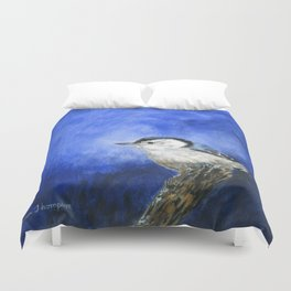 Morning Glow by Teresa Thompson Duvet Cover