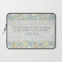 Anne of Green Gables Laptop Sleeve