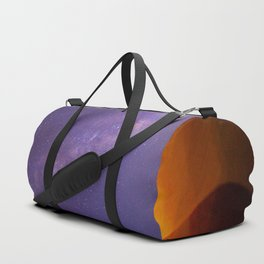 Aladdin Desert Desert At Night Duffle Bag