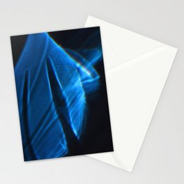 The Blue Light II Stationery Cards