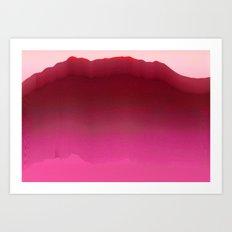 Untitled 20141114e (The Explorers) Art Print