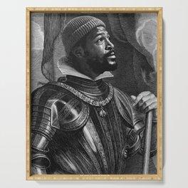 Marvin The Conqueror Serving Tray