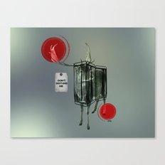 Nightswim Canvas Print