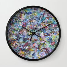 Ode to P.bear Wall Clock