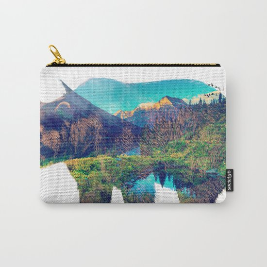 Nature Giant Carry-All Pouch