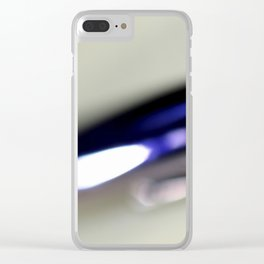 Pen Clear iPhone Case