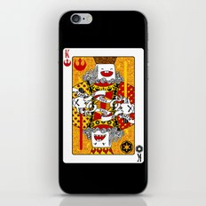 King of Toys iPhone & iPod Skin