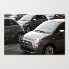 2009 - Serial Killers I - E=Fiat2 Canvas Print