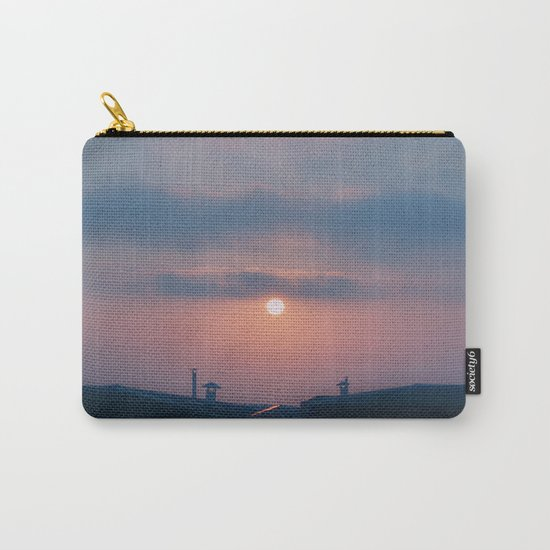 Pastel vibes 17 Carry-All Pouch
