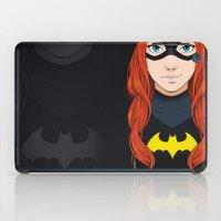 batgirl iPad Cases featuring Batgirl by SoLaNgE-scf