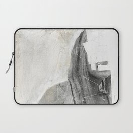 Faceless | number 03 Laptop Sleeve