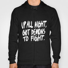 UP ALL NIGHT Hoody