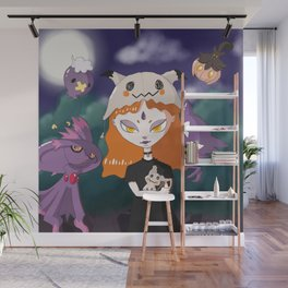 aghastly-friends Wall Mural