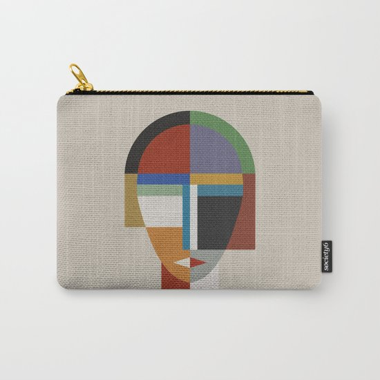 WOMEN AND WOMAN Carry-All Pouch