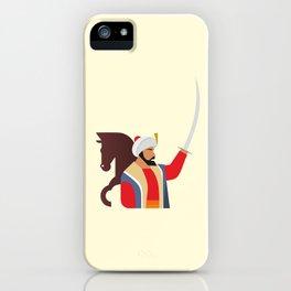 Minimal Ottoman iPhone Case