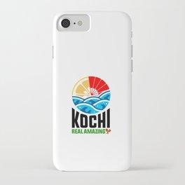Kochi Real Amazing iPhone Case