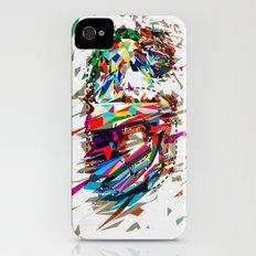 6th Anniversary iPhone (4, 4s) Slim Case